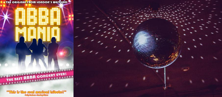 ABBA Mania at Genesee Theater
