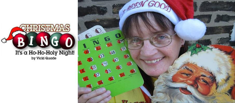 Christmas Bingo: It's a Ho-Ho-Holy Night at Royal George Theatre MainStage