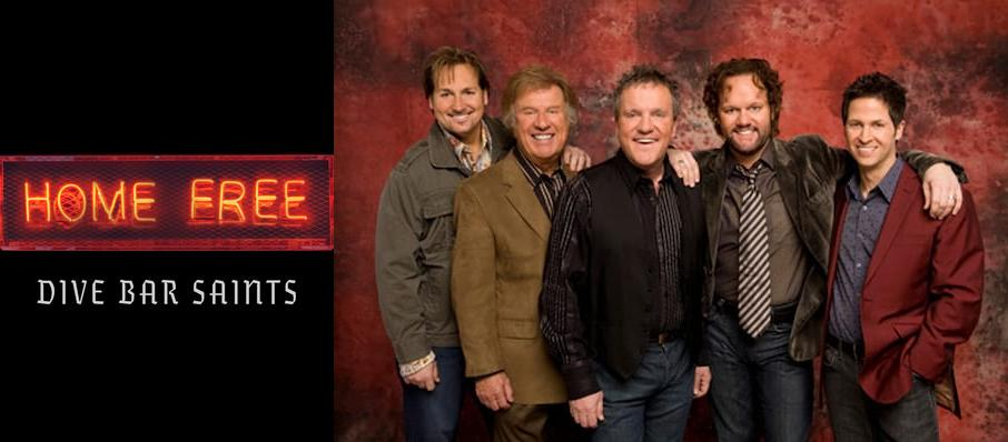 Home Free Vocal Band at Genesee Theater