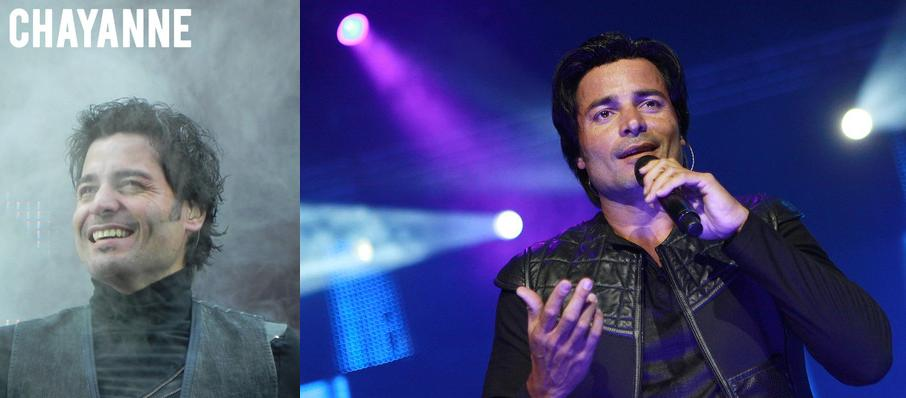 Chayanne at Rosemont Theater