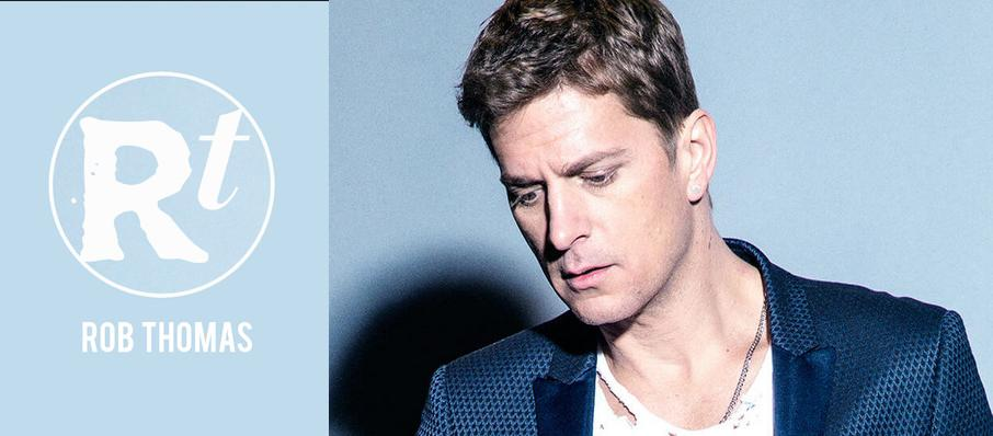 Rob Thomas at Ravinia Pavillion