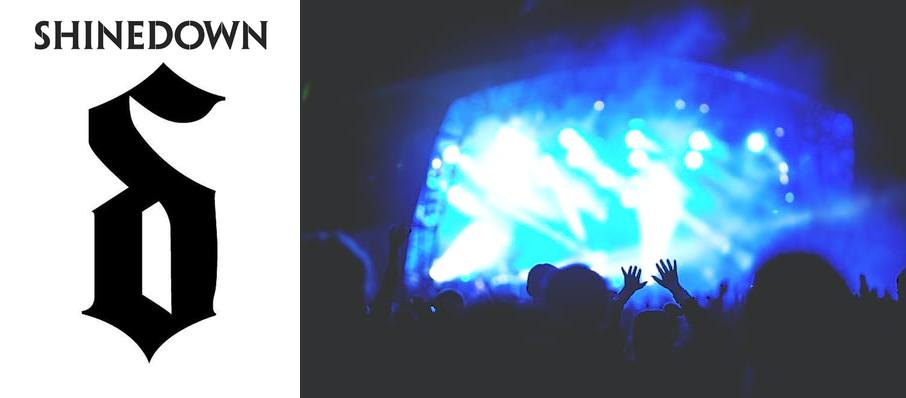 Shinedown at Hollywood Casino Amphitheatre IL