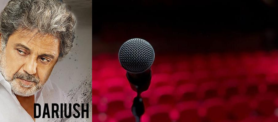 Dariush at Copernicus Center Theater