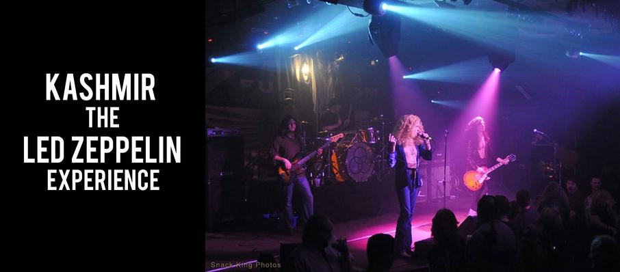 Kashmir - The Led Zeppelin Experience at Reggie