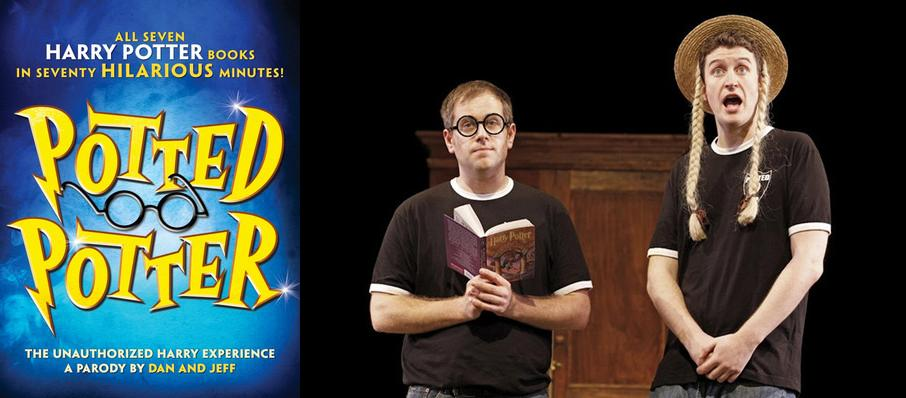 Potted Potter at Broadway Playhouse