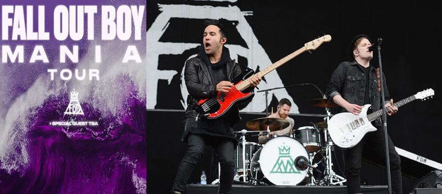 Fall Out Boy at Wrigley Field