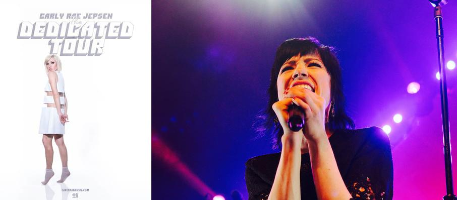 Carly Rae Jepsen at The Chicago Theatre