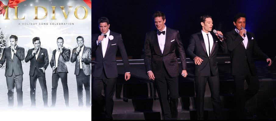 Il Divo at Rosemont Theater