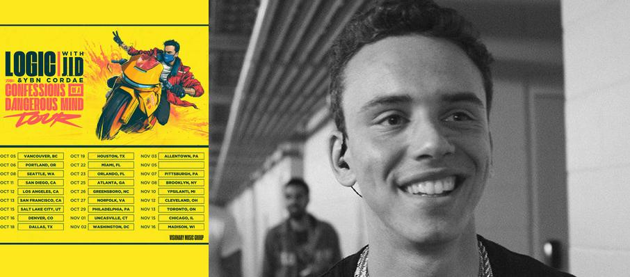 Logic at All State Arena