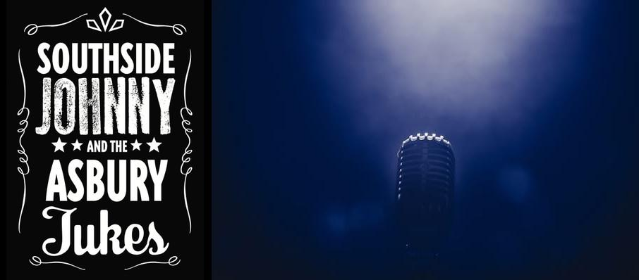 Southside Johnny and The Asbury Jukes at Evanston Space