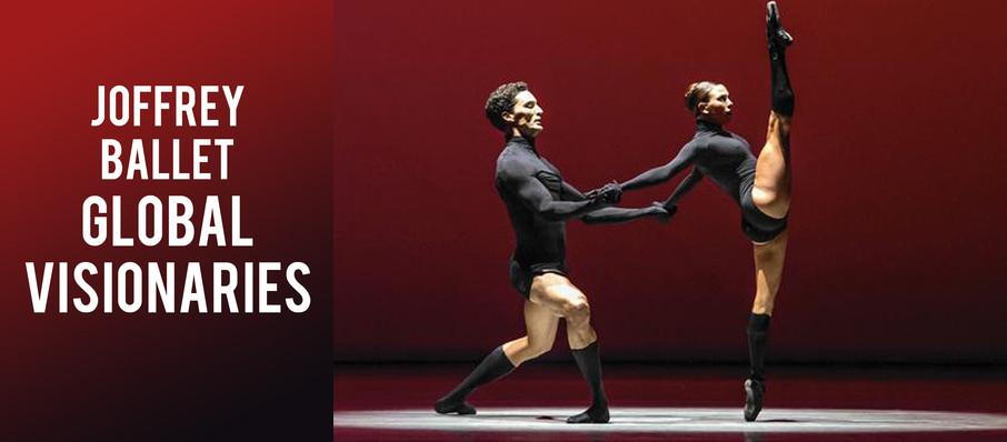 Joffrey Ballet - Global Visionairies at Auditorium Theatre