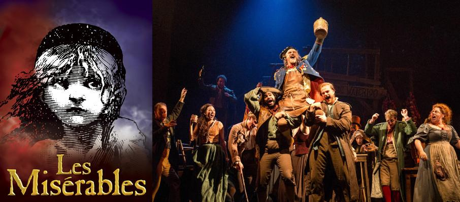 Les Miserables at Cadillac Palace Theater