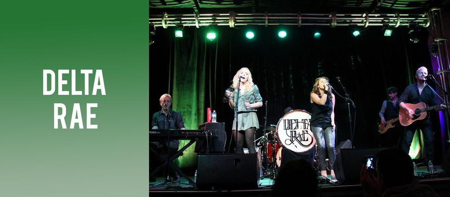 Delta Rae at Park West