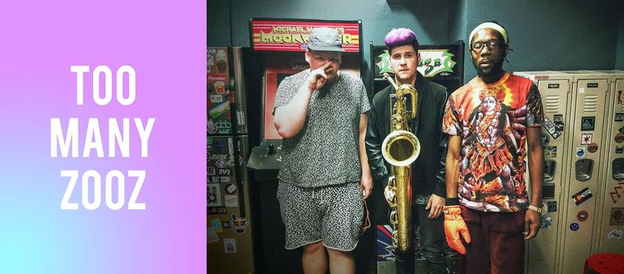 Too Many Zooz at Concord Music Hall