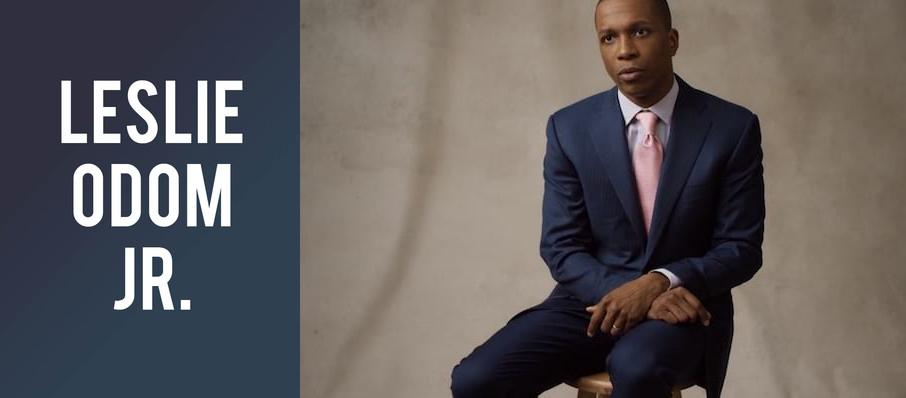 Leslie Odom Jr. at House of Blues