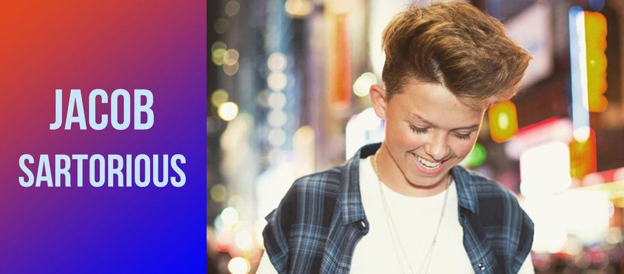 Jacob Sartorius at House of Blues