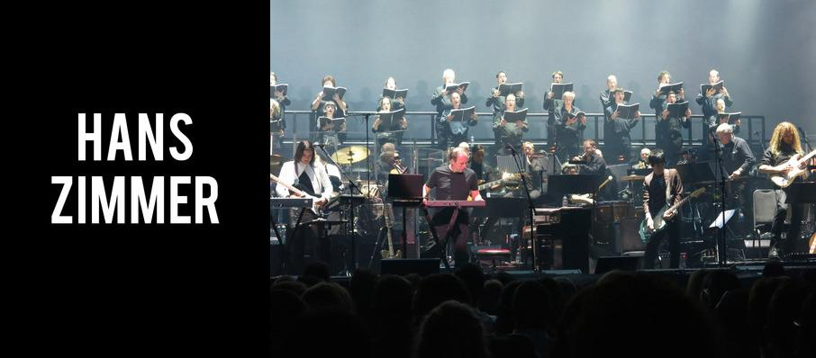 Hans Zimmer at All State Arena