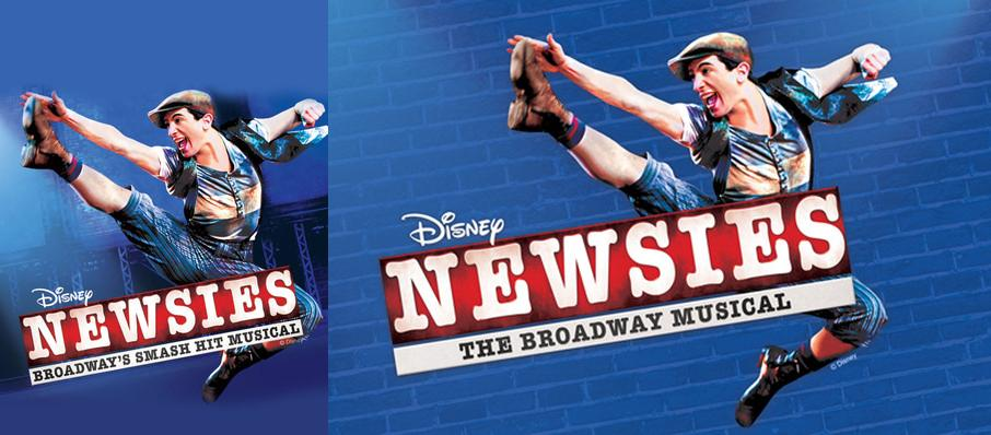 Newsies: The Musical at Marriott Theatre