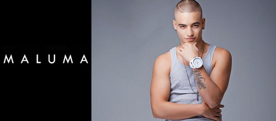 Maluma at All State Arena