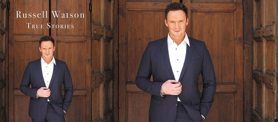 Russell Watson at Oriental Theatre