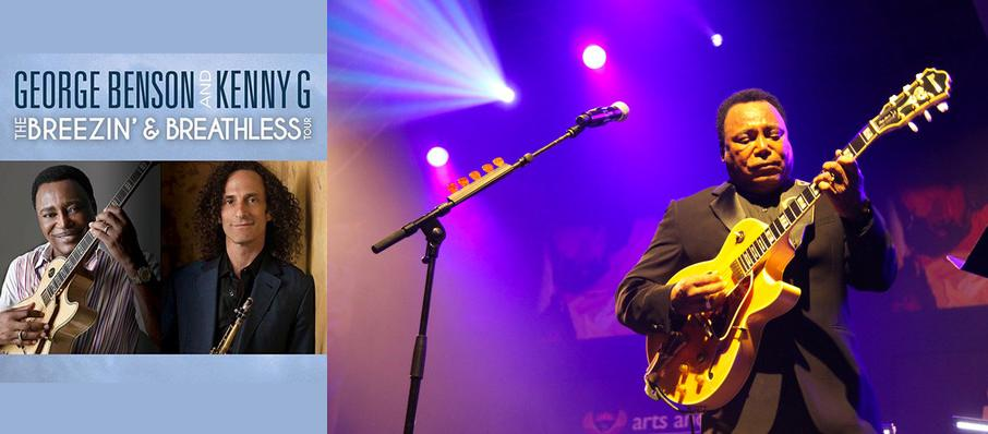 George Benson and Kenny G at The Chicago Theatre