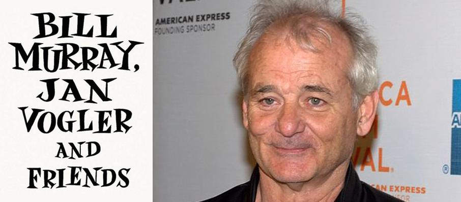 Bill Murray, Jan Vogler and Friends at The Chicago Theatre
