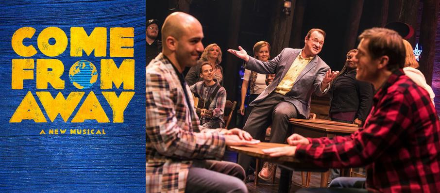 Come From Away at Cadillac Palace Theater