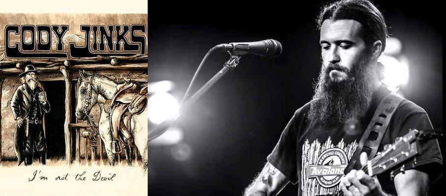 Cody Jinks at Concord Music Hall