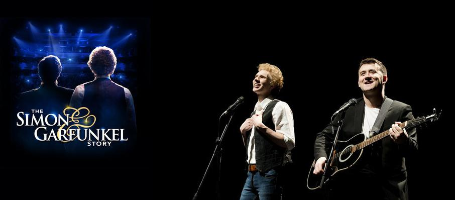 The Simon and Garfunkel Story at CIBC Theatre