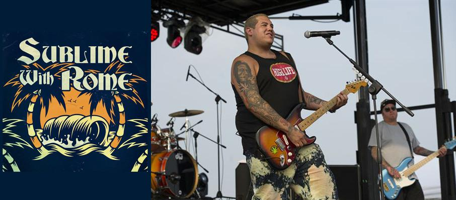 Sublime with Rome at Huntington Bank Pavilion