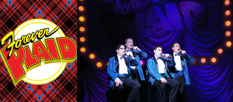 Forever Plaid at Theatre at the Center