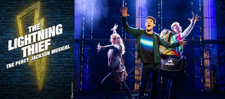 The Lightning Thief: The Percy Jackson Musical at Oriental Theatre