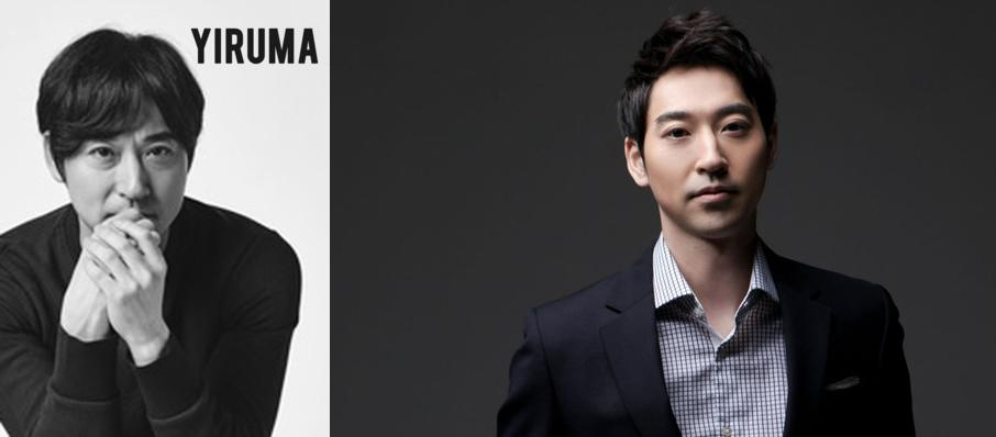 Yiruma at Arie Crown Theater