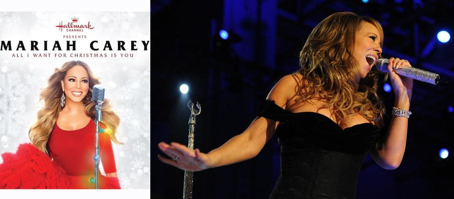Mariah Carey at The Chicago Theatre