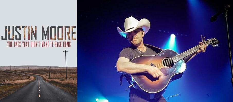 Justin Moore at Rosemont Theater