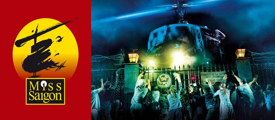Miss Saigon at Cadillac Palace Theater