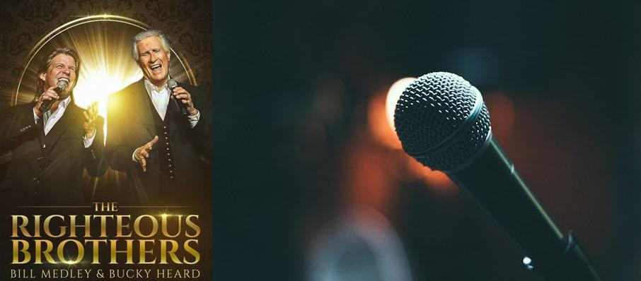 The Righteous Brothers at Center East Theatre