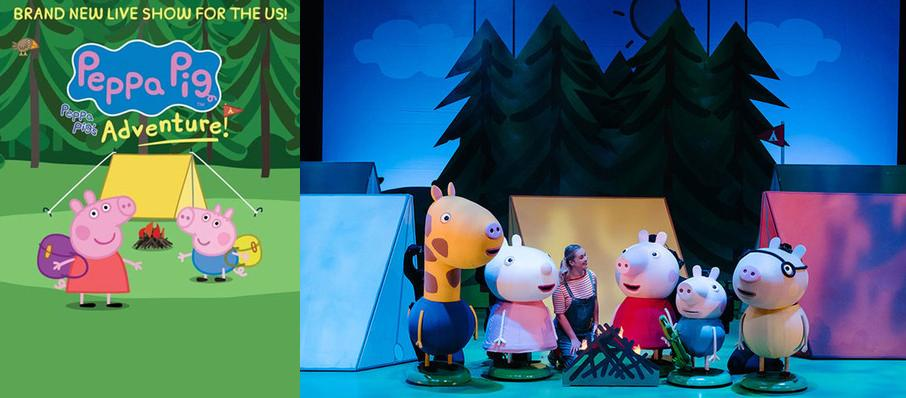 Peppa Pig Live at Genesee Theater
