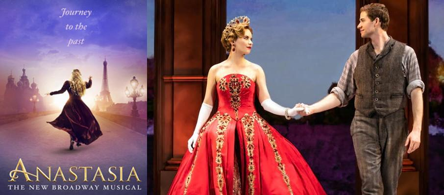 Anastasia at James M. Nederlander Theatre