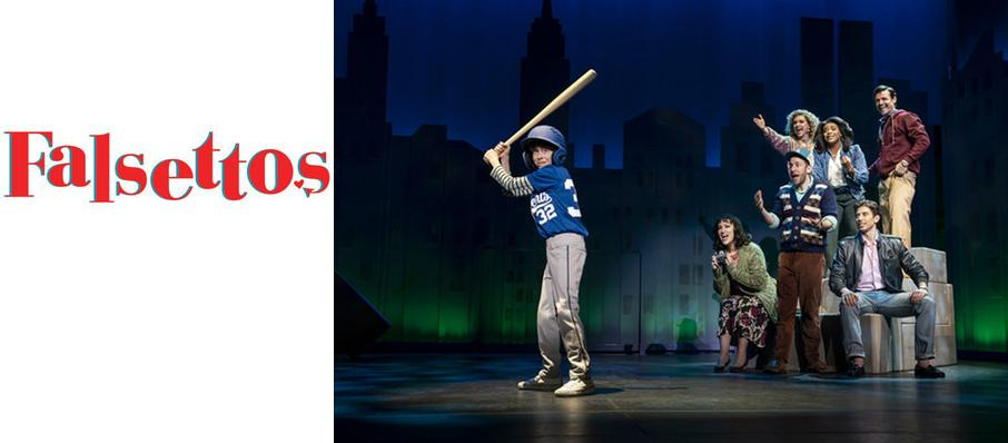 Falsettos at Oriental Theatre