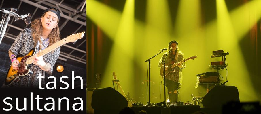 Tash Sultana at Ravinia Pavillion