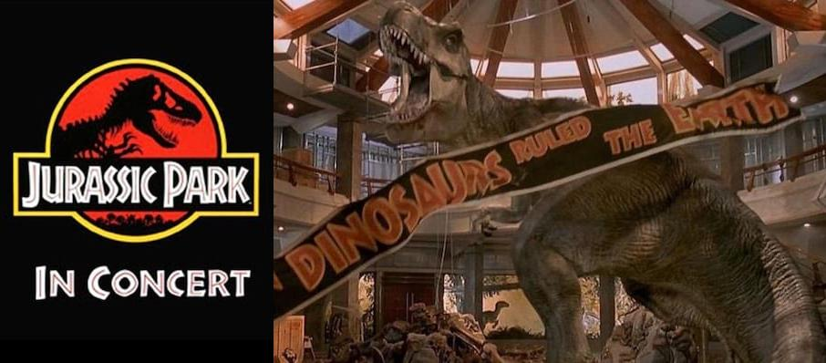 Jurassic Park In Concert at Symphony Center Orchestra Hall