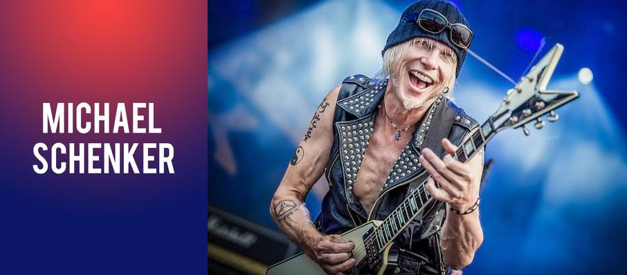 Michael Schenker at Concord Music Hall