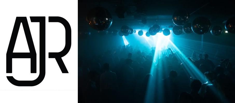 AJR at Aragon Ballroom