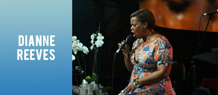 Dianne Reeves at Symphony Center Orchestra Hall