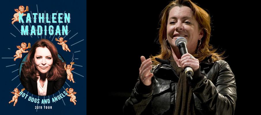 Kathleen Madigan at The Chicago Theatre