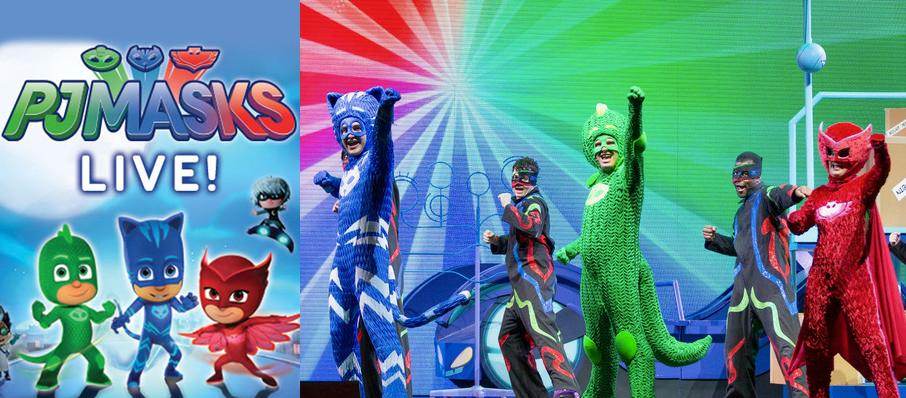 PJ Masks Live at I Wireless Center