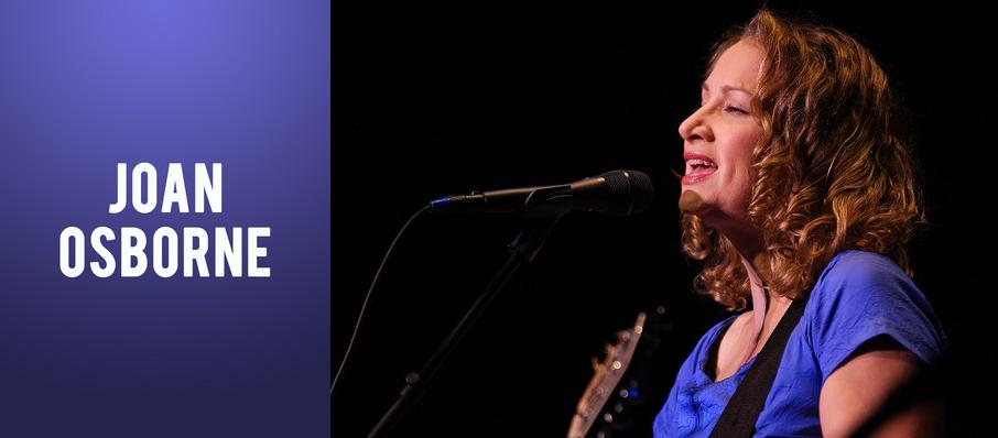 Joan Osborne at City Winery