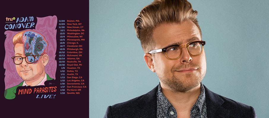 Adam Conover at Park West