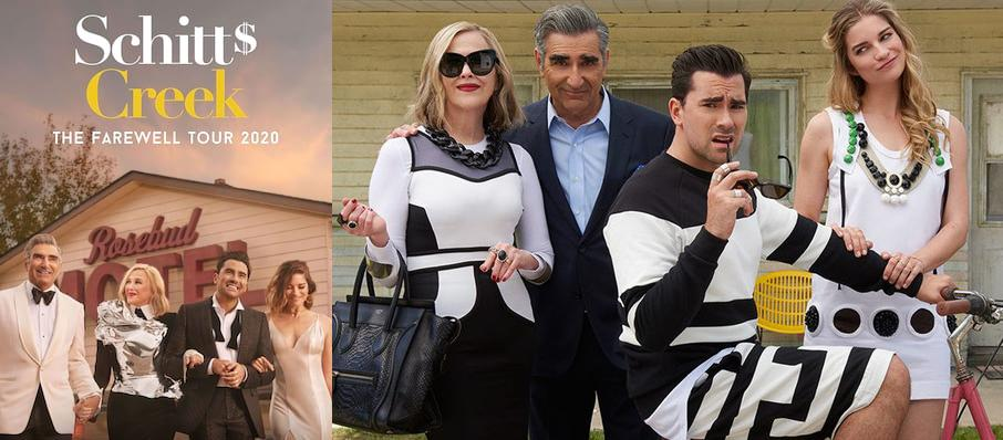 Schitt's Creek at The Chicago Theatre